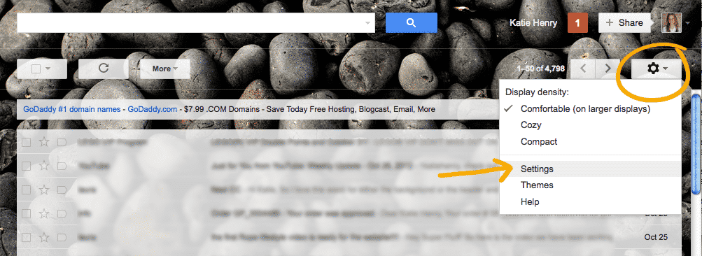 How to import Email Account to Gmail