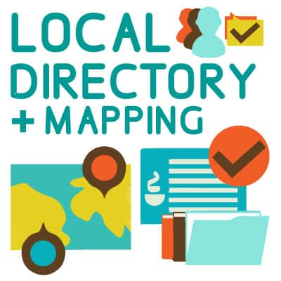 local directory maps