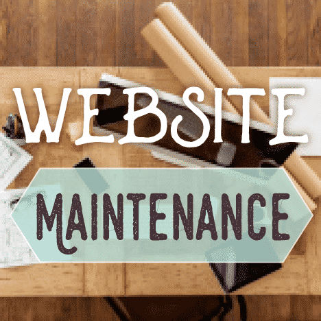 website maintenance Golden