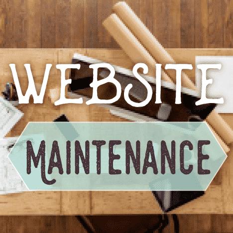 website maintenance Golden