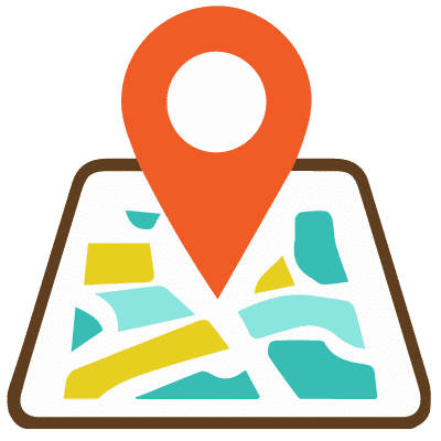 get found on Google maps